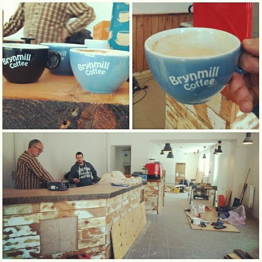 About Us Brynmill Coffee House