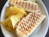 Extended panini menu for quiz nights